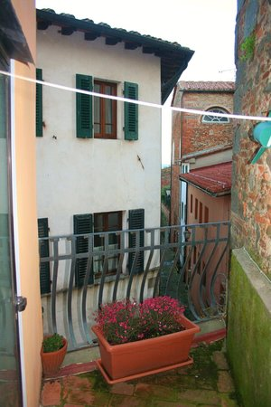 Antica Casa dei Rassicurati: il nostro balconcino