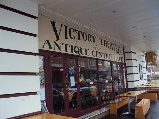 Victory Cafe: Victory at Blackheath