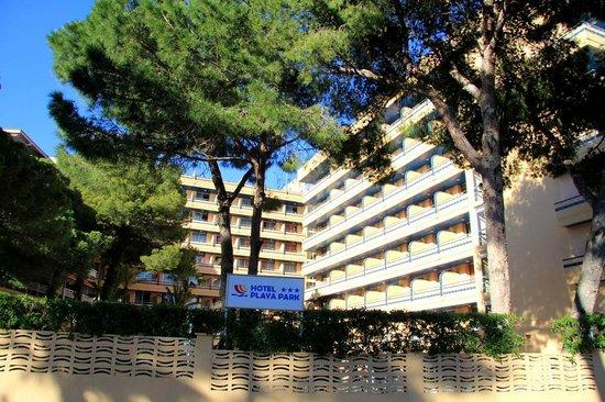 4R Playa Park: Отель