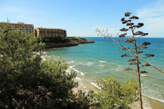 4R Playa Park: Пляж