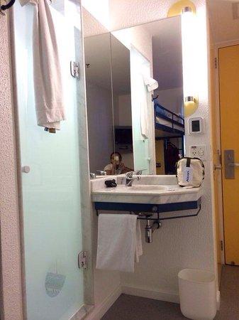 Ibis Budget Sao Paulo Morumbi: Banheiro