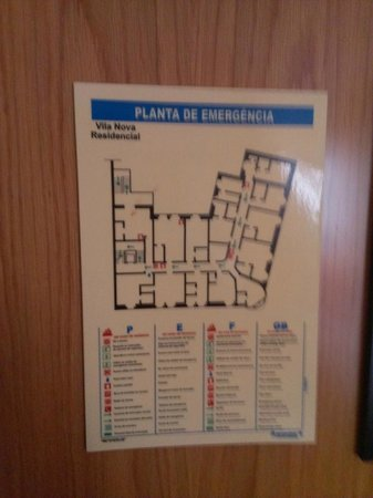 Residencial Vila Nova : plan