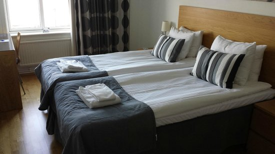 Dockyard Hotel: Comfy beds