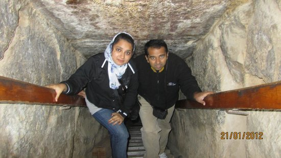 Ayman Ahmed - Tour Guide: Stepped Pyramid