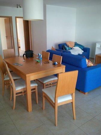 Costa de Cabanas: Front room