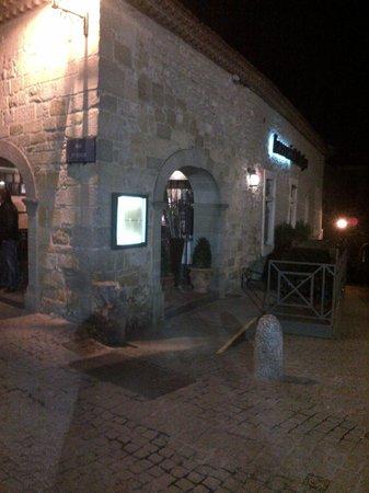 Brasserie Le Donjon: Exterior