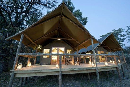 Wilderness Safaris Banoka Bush Camp