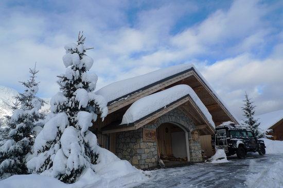 Delicious Mountain - Chalet La Chouette