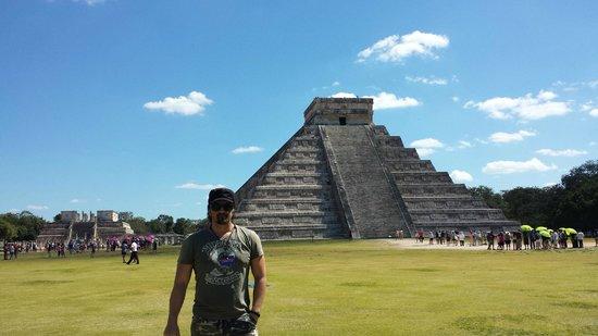 Dreams Tulum Resort & Spa : Chichén Itzá tour