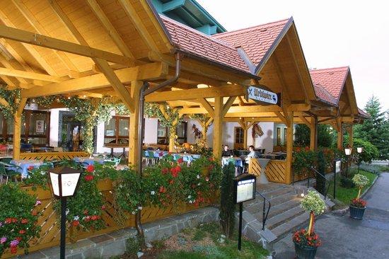 Hotel Reif - Urdlwirt: Terrasse