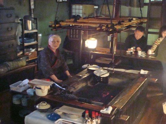 Kushiro Robata : 炉ばた