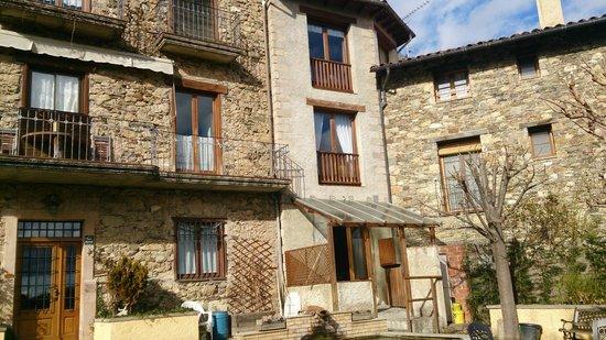 Casa Etxalde: Hotel