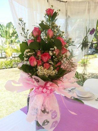 Kingsacre: Wedding reception