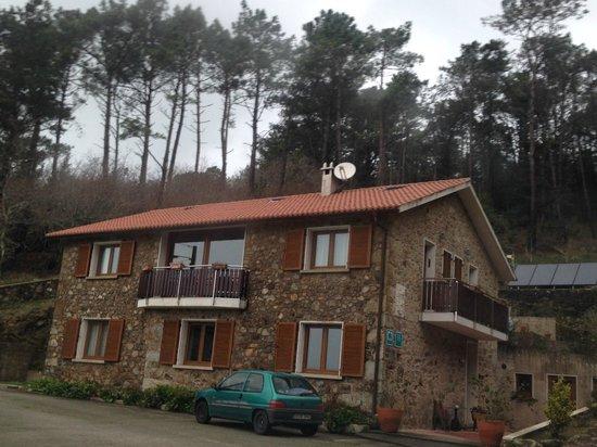 Casa Fontequeiroso: Casa rural