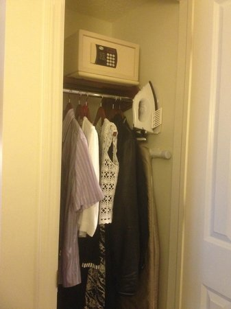 "Bohemian Hotel Celebration, Autograph Collection: Wardrobe with 20"" Rail"