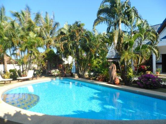 Kingsacre: The pool