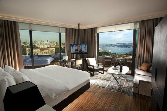 Gezi Hotel Bosphorus: Sky Suite