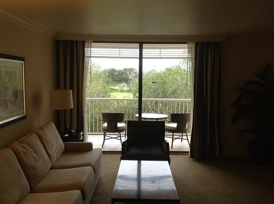 Bonaventure Resort & Spa: living room