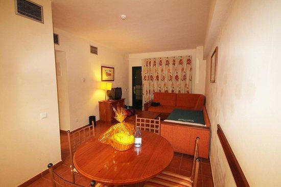 Hotel Isabel : Living room
