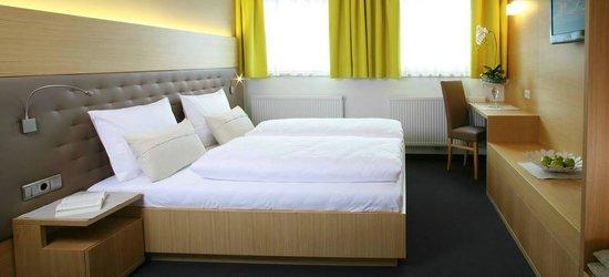 Hotel Post Gries : chambre calme et confortable