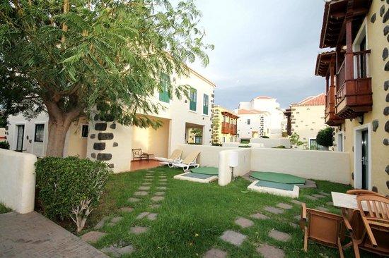 GF Isabel : The villas