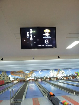 Coffs Coast Kegel 9 pin Bowling