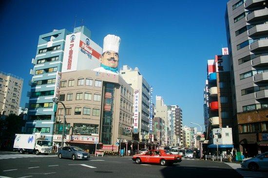 Kappabashi Street (Kappabashi Dogugai)
