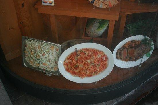 Kitchen Town (Kappabashi): Plastic Food