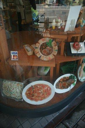 Kitchen Town (Kappabashi): More Plastic Food