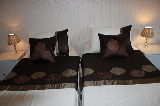 Primrose Guesthouse: twin en suite
