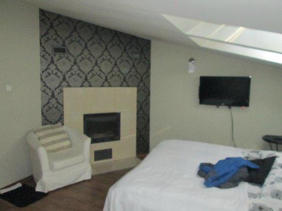 Apartamenty Pod Wawelem : Bed area