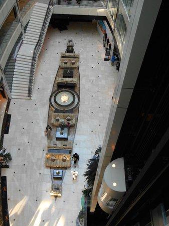 Holiday Inn Dubai - Al Barsha : Vue du Lobby