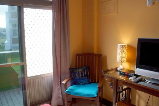 Penghu Moncsor International Youth Hostel: The hostel's private room