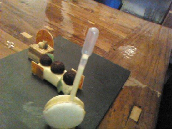 Incanto: Amazing dessert