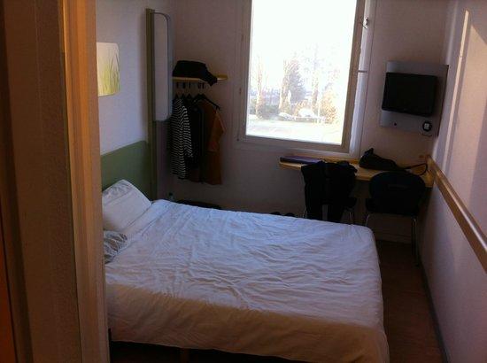 Ibis Budget Warszawa Centrum: Comfortable bed