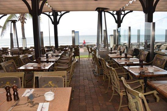 Grand Italia : La terraza