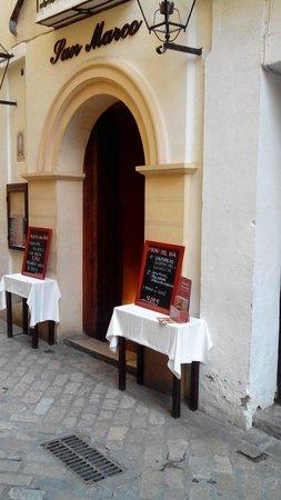 San Marco : Calle mesón del moro