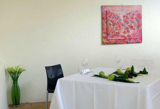 La Terrazza del Chiostro : Il tavolo degli sposi.