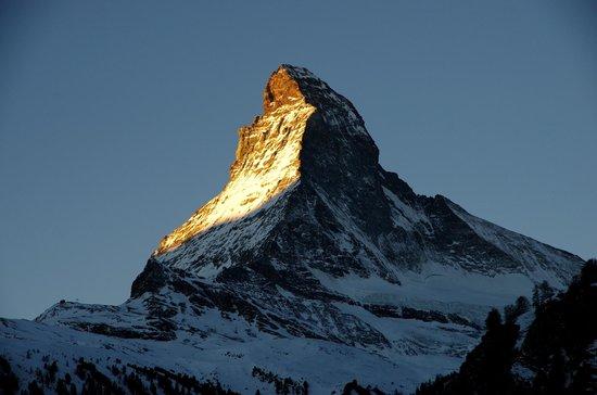 Hotel Dufour Alpin Zermatt : Le Cervin