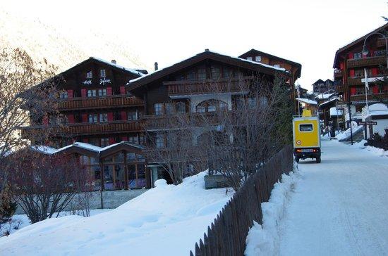 Hotel Dufour Alpin Zermatt : Hôtel Dufour