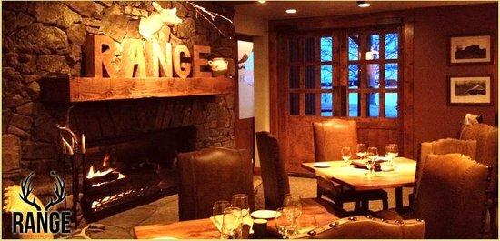 Range Dining : Dining room