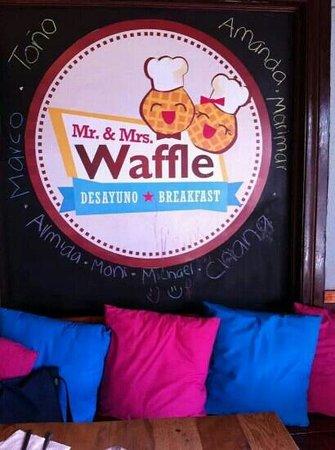 Mr. & Mrs. Waffle