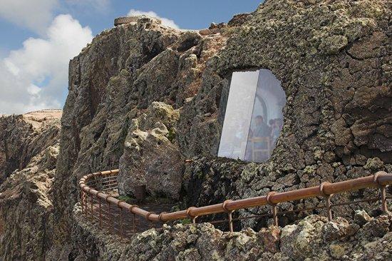 Mirador del Rio : finestre