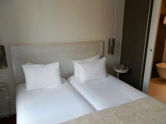 Hotel Le Quartier Bercy Square Paris: Buena relación calidad-precio Noviembre 2013