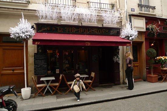 Le Tir Bouchon: 外観