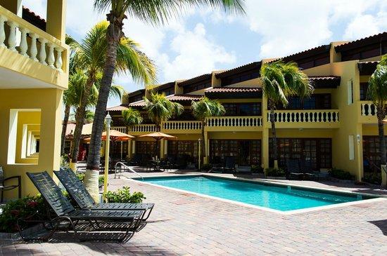 La Quinta Beach Resort: New look Pool Area Phase I