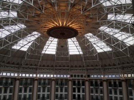 West Baden Springs Hotel : Atrium Dome