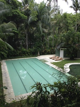 Jiwa Damai Organic Garden & Retreat: swimming pool