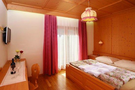 Garni Residence Diamant: Romantik room