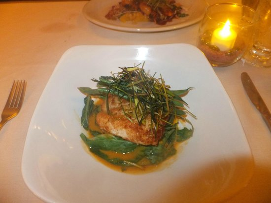 Naru Restaurant and Lounge : Catch of the day!